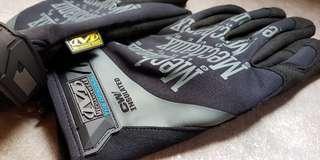 🚚 Mechanic gloves insulated.