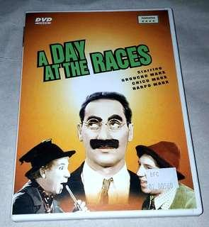 DVD - A DAY AT THE RACES (1937)