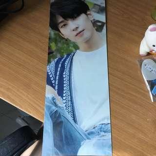 wonwoo paper banner seventeen