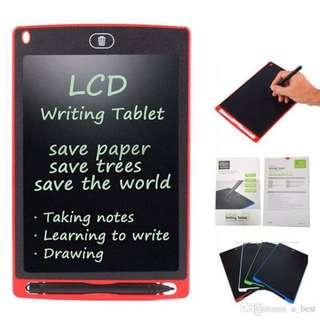 🚚 LCD Writing Tablet