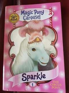 Magic Pony Carousel