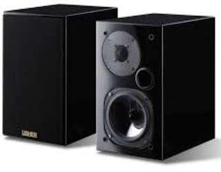 Usher s520 揚聲器 喇叭 前置 monitor