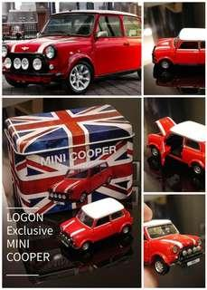 Tiny 微影 mini cooper log-on logon 限定
