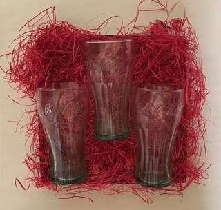 Coca cola original glass