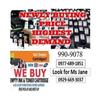 Legit Buyer of Empty Ink Cartridges and Toners