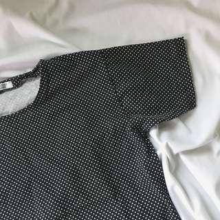 Polka dots tshirt