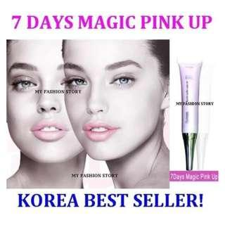 🚚 Goochie 7 Days Magic Pink Up KOREA BEST SELLER!!!