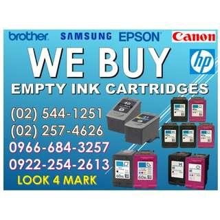 HIGH PRICE BUYER OF BNEW AND EMPTY INK TONER CARTRIDGES