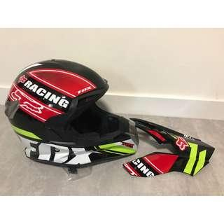 FOX Bicycle /  Mountain Bike / Scrambler Helmet