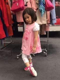 WHY AND1/2女童洋裝