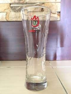 Euro 2008 World Cup glass