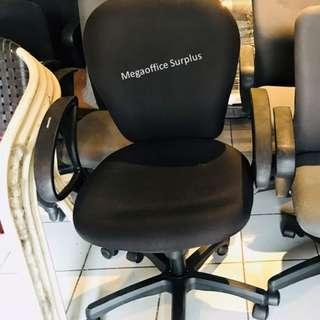 Black Manager Chair