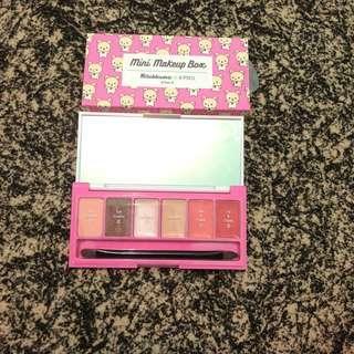 A'pieu Apieu X Rilakkuma mini Makeup box pallete highlight blush eyeshadow