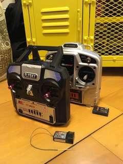 RC hobby remote