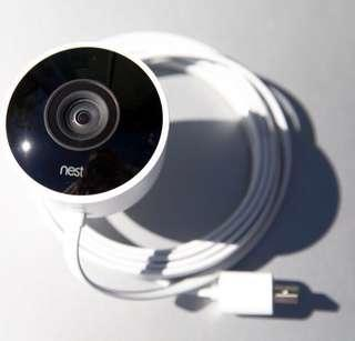 Nest Security Outdoor Camera CCTV Set.