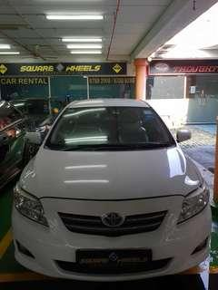 Low Fuels Consumption Daily Rental n Weekend Package Available