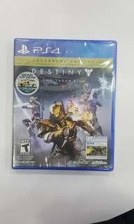 PS4 Game Destiny