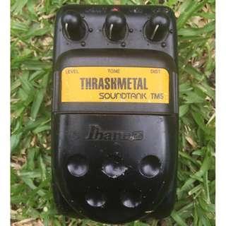 Ibanez Soundtank TM5 Thrash Metal Distortion