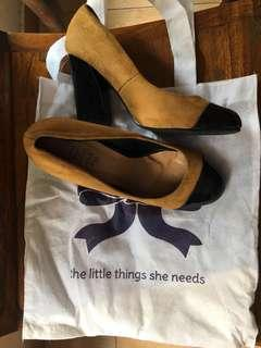 Sepatu Hak Tahu by The Little Things She Needs