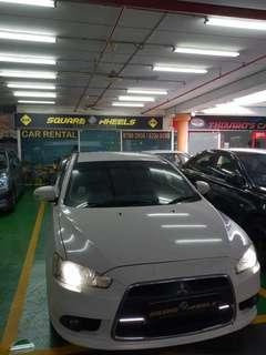 Lancer Ex 1.6 or 2.0 For Rent P Plate Welcome