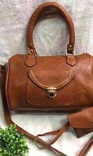 TWO WAY Bag (Sling and Handbag)