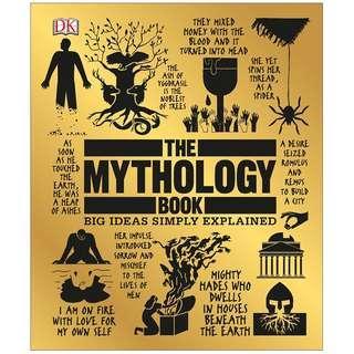 🚚 The Mythology Book: Big Ideas Simply Explained