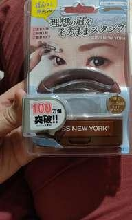 Kiss New York Eyebrow Light Brown Bought in Japan