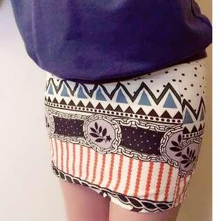 🚚 包臀短裙