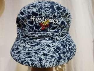 hysteric mini 黑超b 漁夫帽
