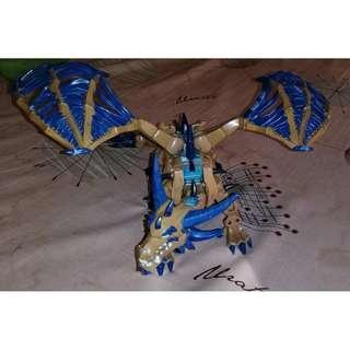 Mega Bloks Warcraft's Sindragosa