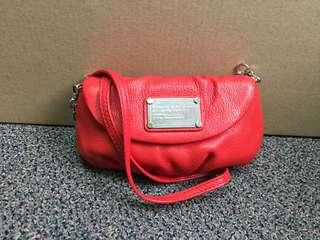 Authentic Marc By Marc Jacobs classic q karlie sling bag