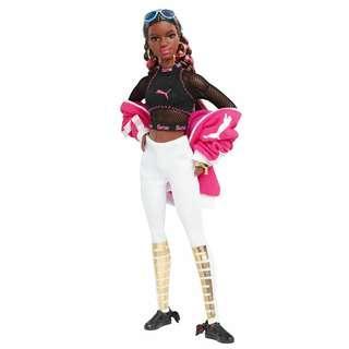 Barbie Collector Puma 2018 AA Doll