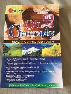 O Level Geography Guide Book