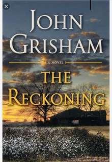 The Reckoning by John Grisham