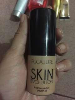 focallure foundation shade natural