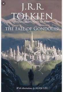 The Fall of Gondolin by J.R.R Tolkien