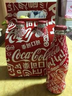Coca-Cola 可口可樂美好寓意樽禮盒