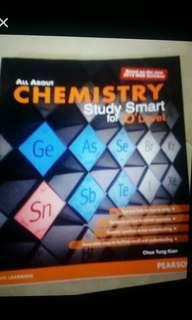 All about chemistry study smart for o level