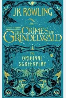 The Crimes of Grindelwald by J.K. Rowling