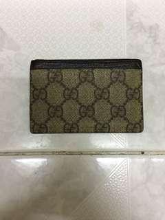 Gucci card holder 卡片套
