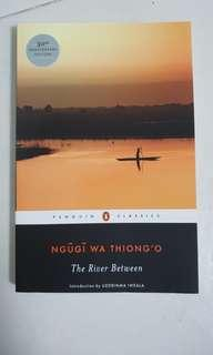 brand new secondary literature book The river between