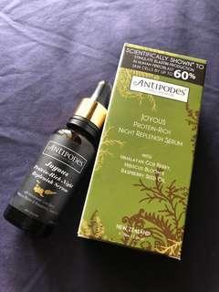 Joyous Night Replenish Serum Skin Care