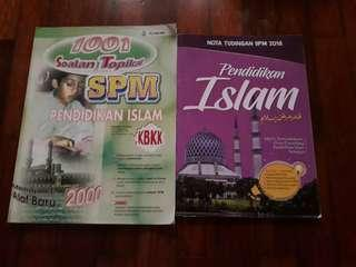 SPM pendidikan islam reference books