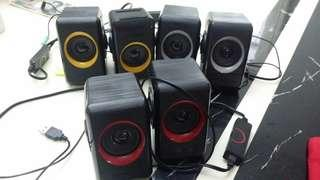 Free SoniGear Speakers