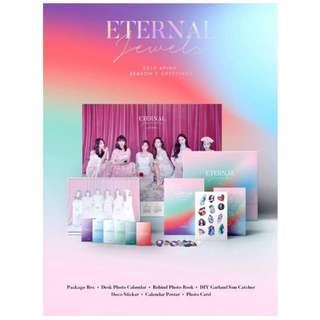 【Preorder】APINK 2019 SEASON'S GREETINGS