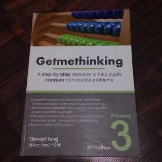 Primary 3 Maths VisibleMATH Getmethinking 2nd Ed