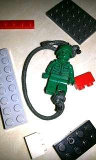 gelang lego handmade