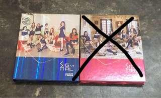 WTS TWICE SIGNAL UNSEALED ALBUM