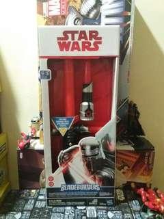 Star Wars KYLO REN LIGHTSABER Blade Builders - sw starwars jedi vader hasbro