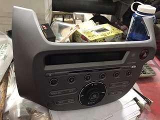 Honda GE Jazz factory audio